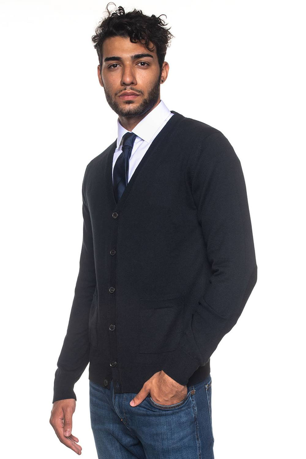 Peuterey Cardigan bottoni Berties