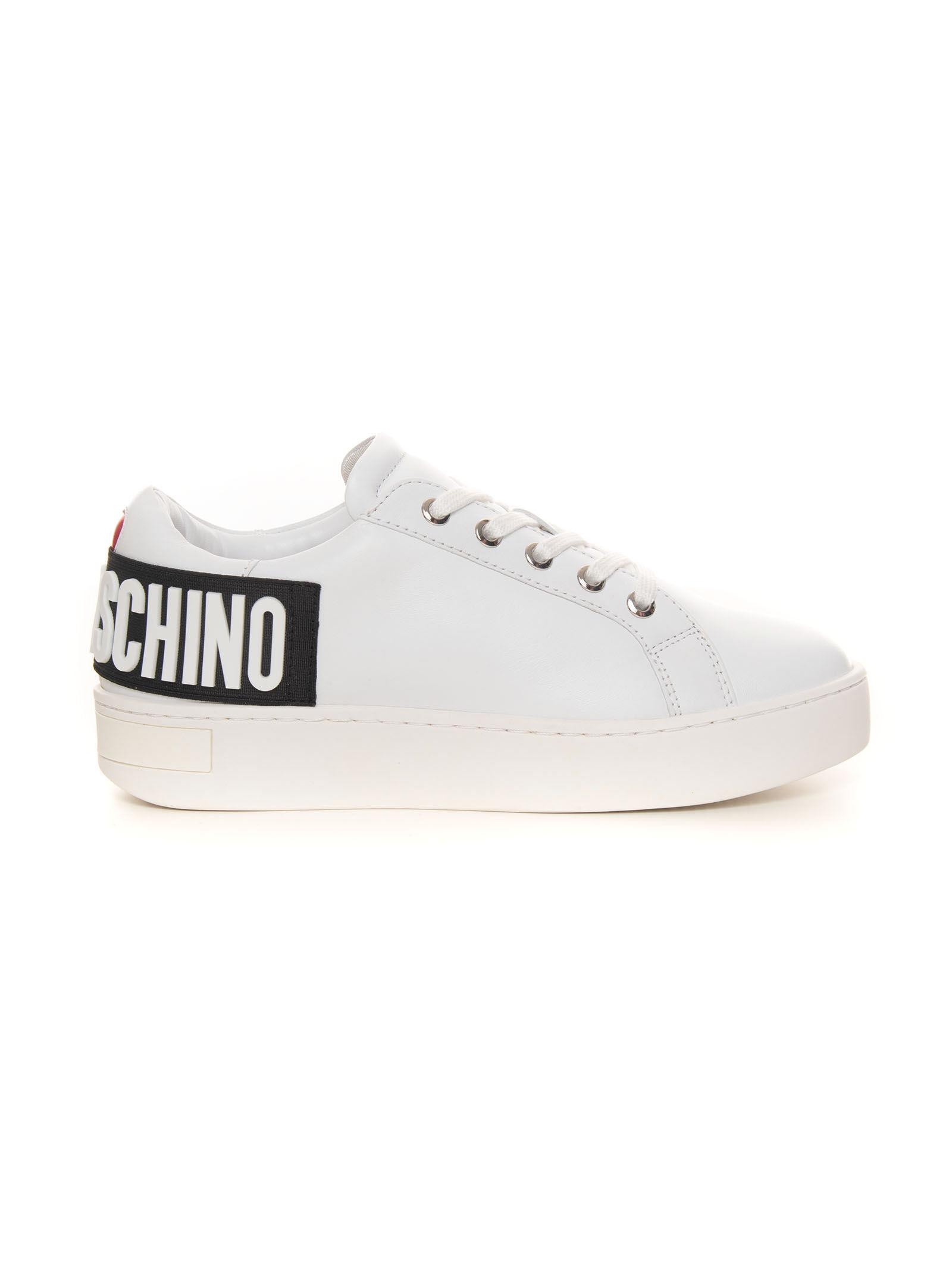 Love Moschino Bianco Donna