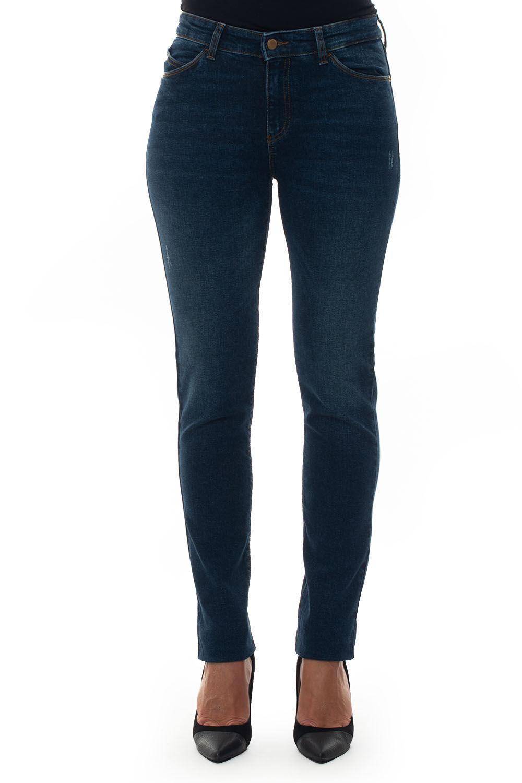 Giorgio Armani Jeans 5 tasche Denim medio Cotone Donna