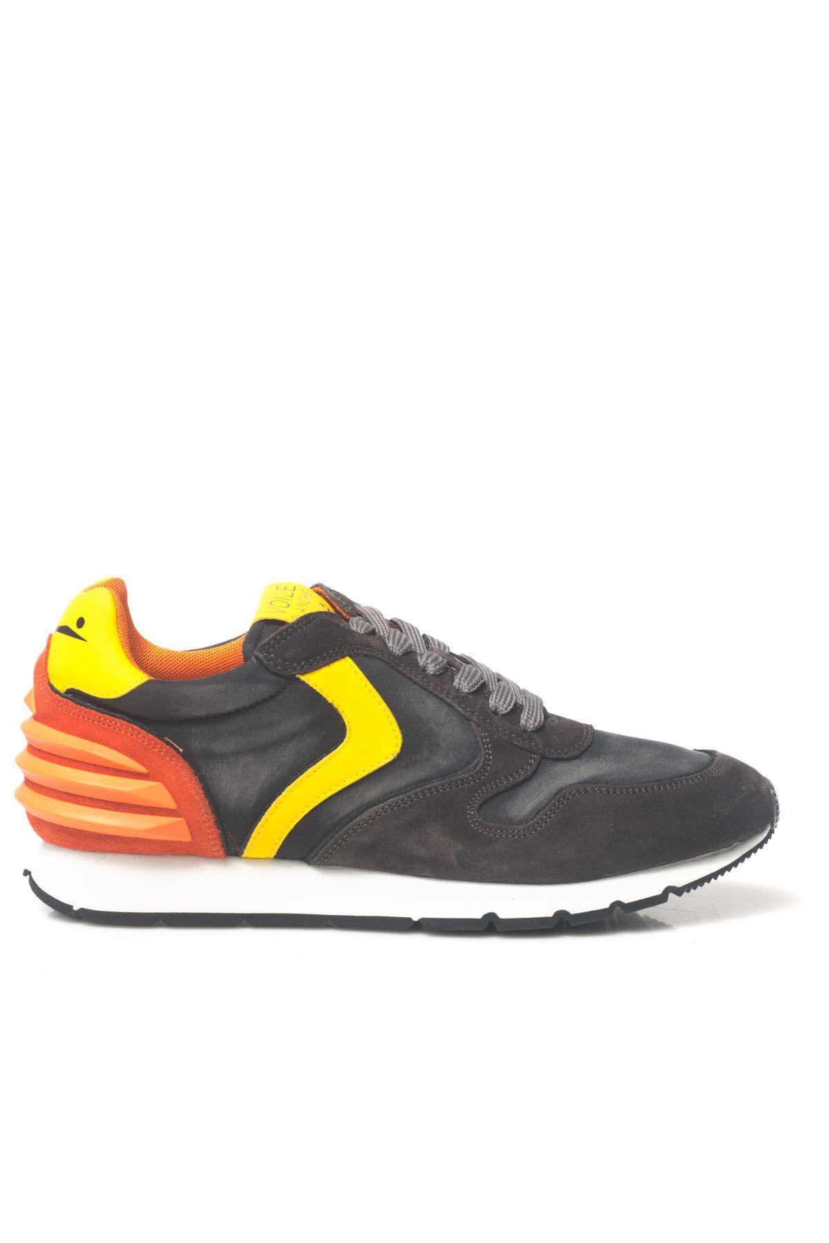 Voile Blanche Sneakers con lacci