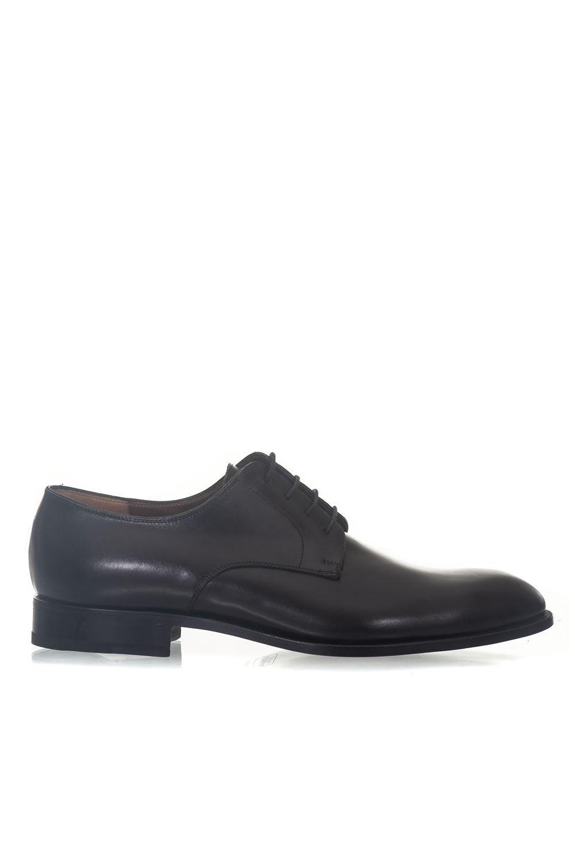 fratelli rossetti scarpa classica in pelle con lacci
