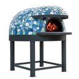 Forno Per Pizzeria a Legna capacità produzione 7/8 Pizze (NACS120P)
