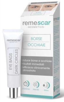 Colpharma Linea Cosmetica Remescar Medmedics Borse Occhiaie tubo da 8 ml