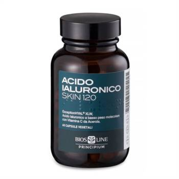 bios line principium acido ialuronico skin 120 integratore 60 capsule vegetali