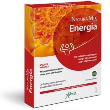 aboca naturaterapia linea tono ed energia natura mix advanced energia 10 fl.