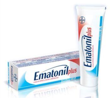 Bayer Linea Parafarmaco Dolori e Traumi Ematonil Plus Gel Anti Dolorifico 50 ml