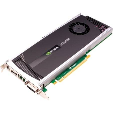 Nvidia SCHEDA VIDEO PCI-E NVIDIA Quadro 4000 2GB GDDR5 256 bit