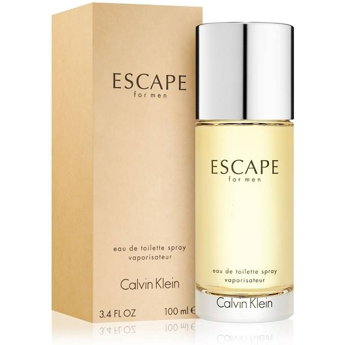 Calvin Klein Escape Man Eau De Toilette Spray 100 Ml