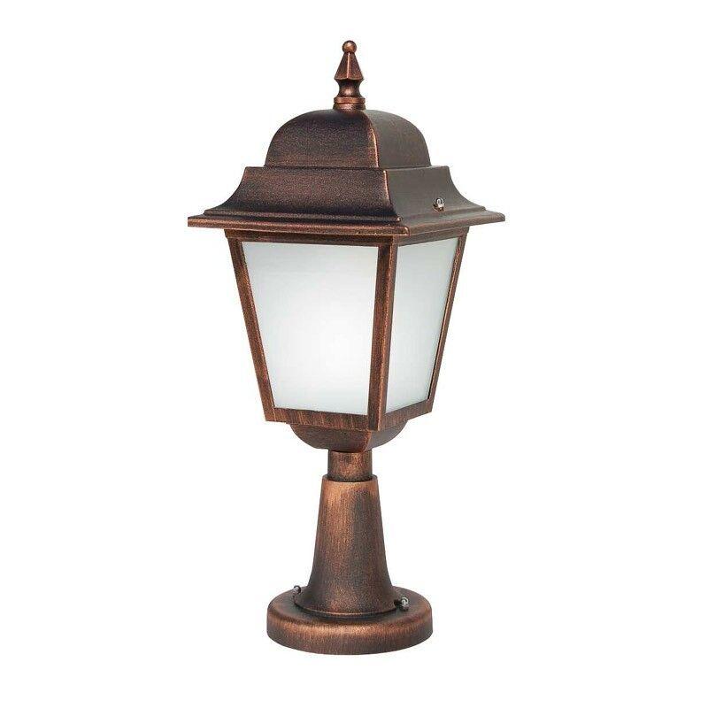 LIBERTI LAMP linea GARDEN Athena Nanetto Lampada Quadrata Classica Illuminazione Esterno Giardino