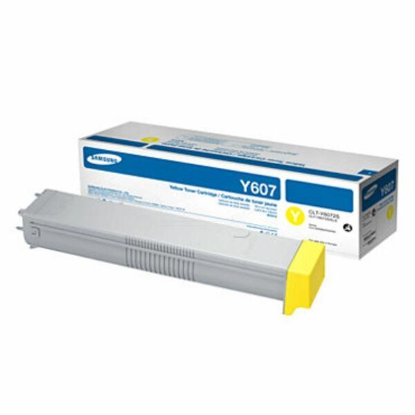hp compatibile con samsung multixpress c 9350 nd toner (clt-y6072s / ss 712 a) giallo, 15,000 pagine, 0.73 cent per pagina di