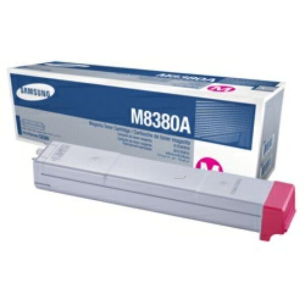 hp compatibile con samsung clx-8380 nd toner (clx-m8380a / su 591 a) magenta, 15,000 pagine, 1.3 cent per pagina di