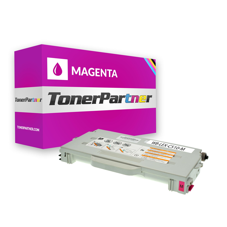TonerPartner Compatibile con Lexmark Optra C 510 Toner (20K1401) magenta, 7,000 pagine, 1.03 cent per pagina di