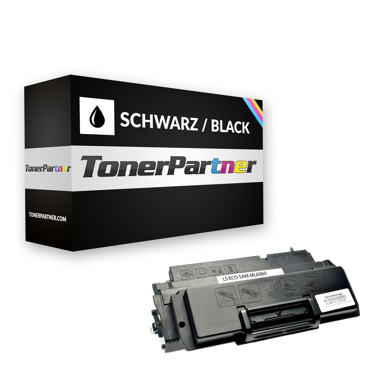 TonerPartner Compatibile con Samsung ML-6060 Toner (ML-6060 D6/ELS) nero, 6,000 pagine, 0.81 cent per pagina di