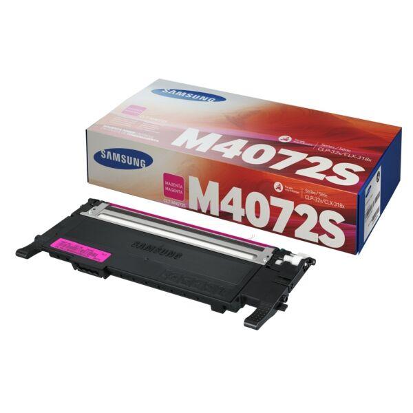 HP Compatibile con Samsung CLP-320 N Toner (CLT-M4072S / SU 262 A) magenta, 1,000 pagine, 5.31 cent per pagina di