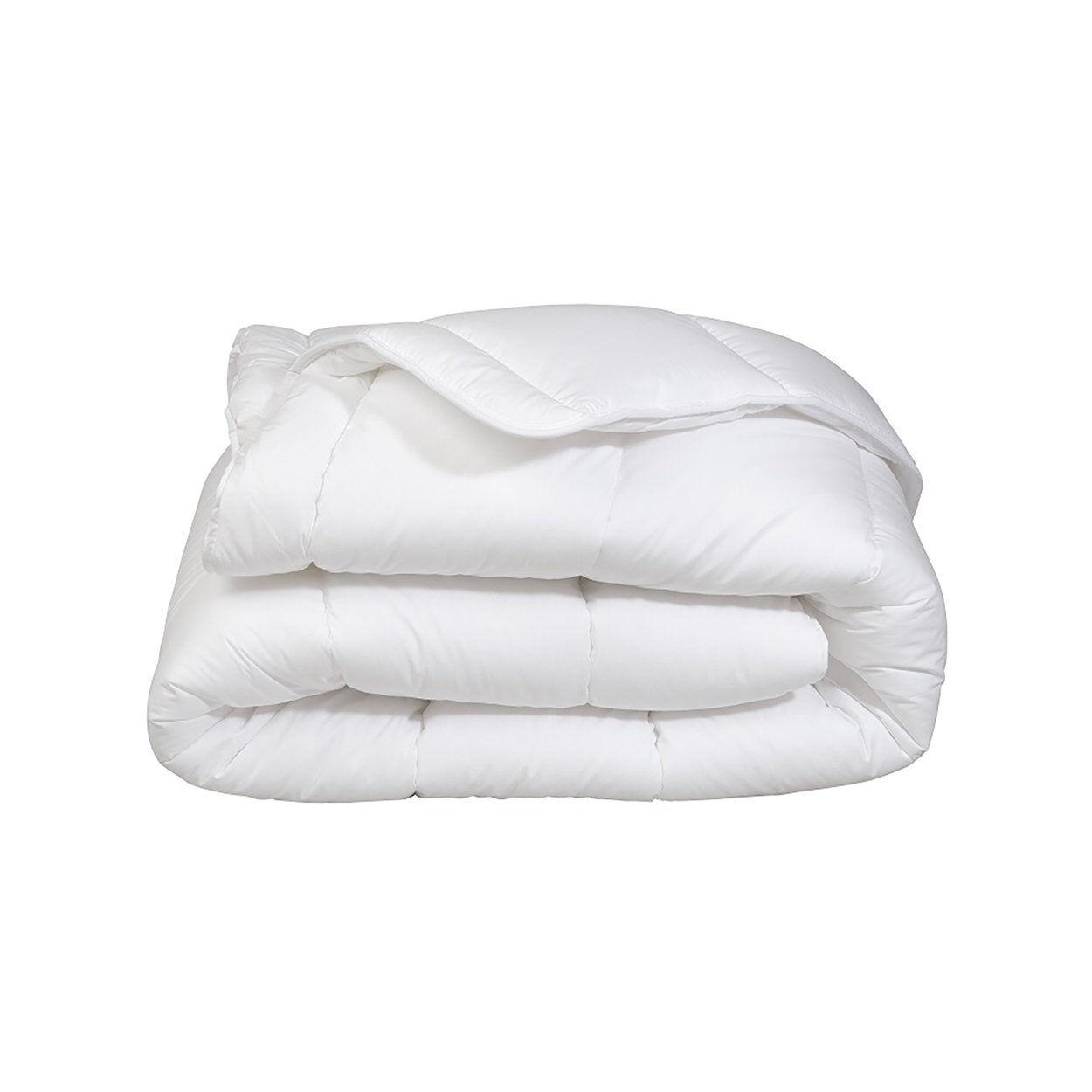 Piumoni in fibra Piumone Microfibra Warm, bianco