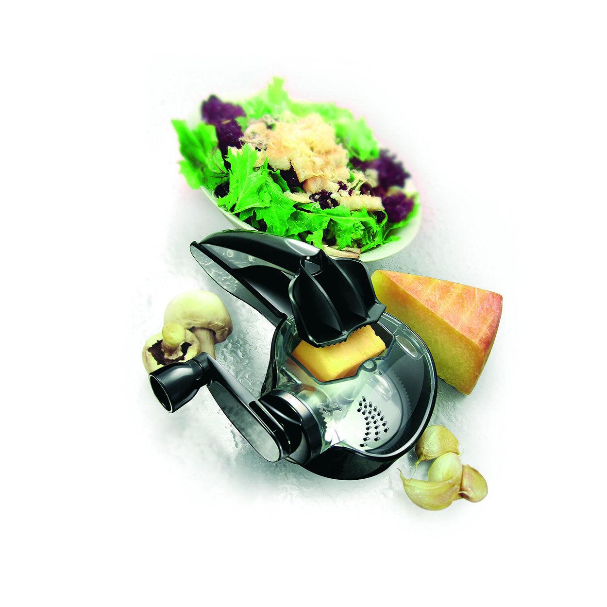 ibili smerigliatrice-rettificatrice per cucina, nero