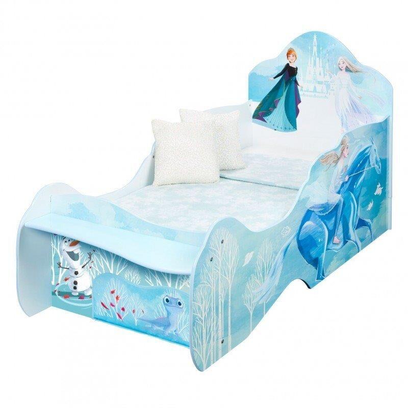 cameretta letto frozen il segreto di arendelle, multicolore