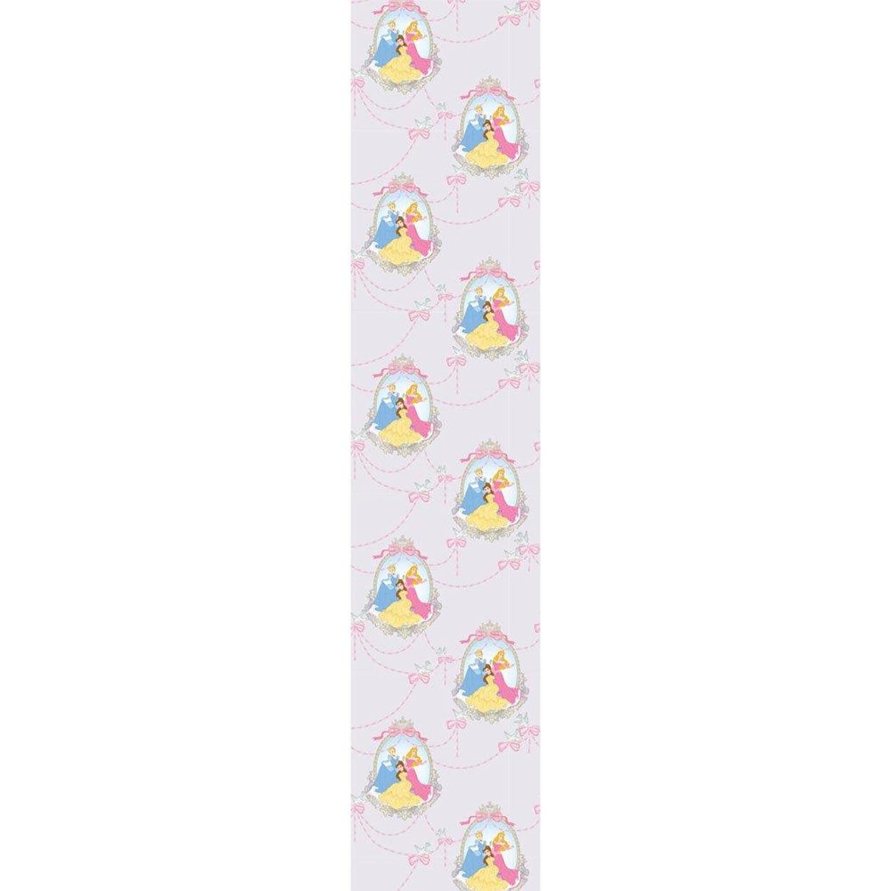 Cameretta Principesse Disney Tenda per Finestre Lilla Cameretta Bambine 140x290cm, lilla