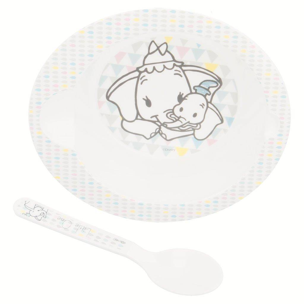North star tavola Set Ciotola con cucchiaio Dumbo Disney Baby