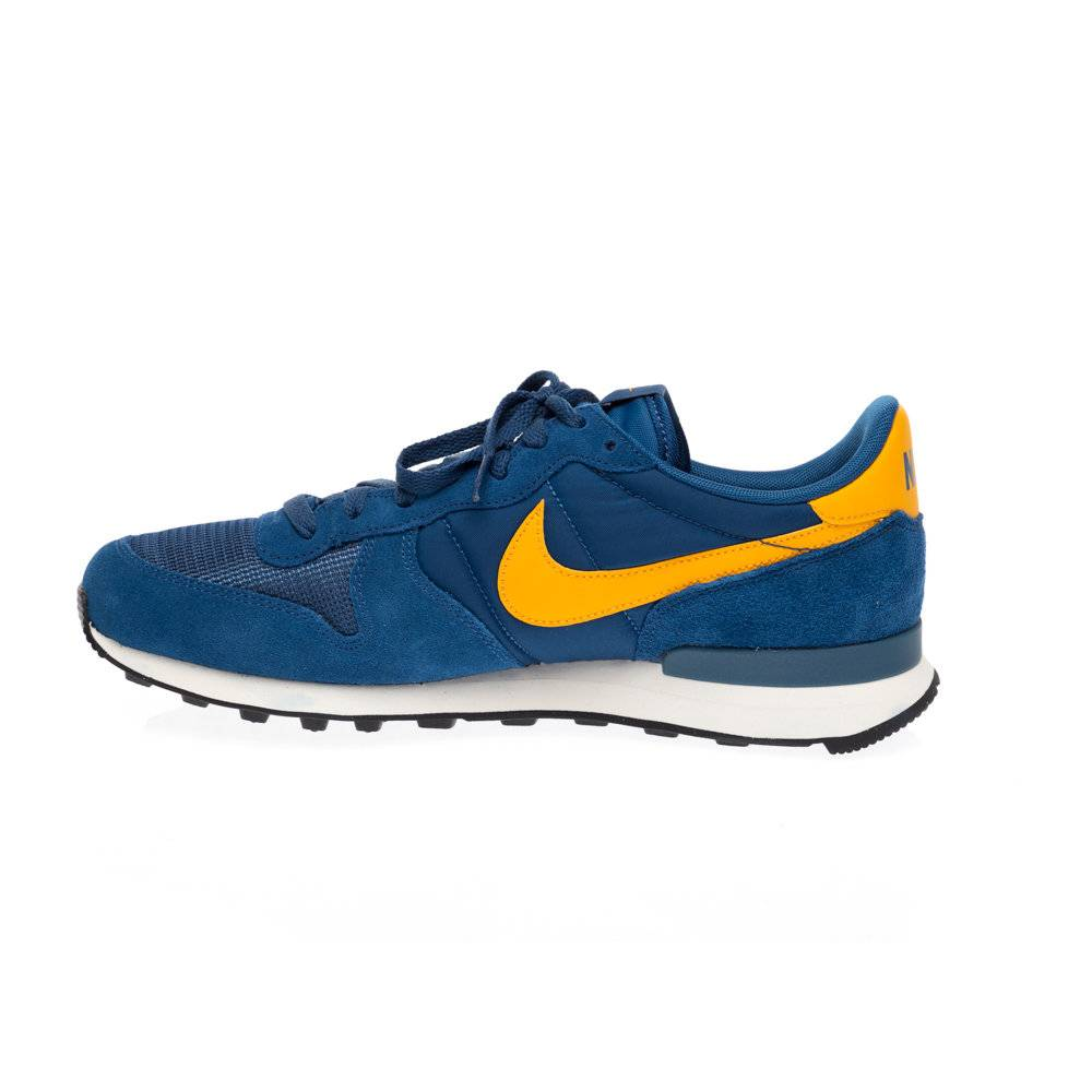 Nike Internationalist da uomo, blu e giallo