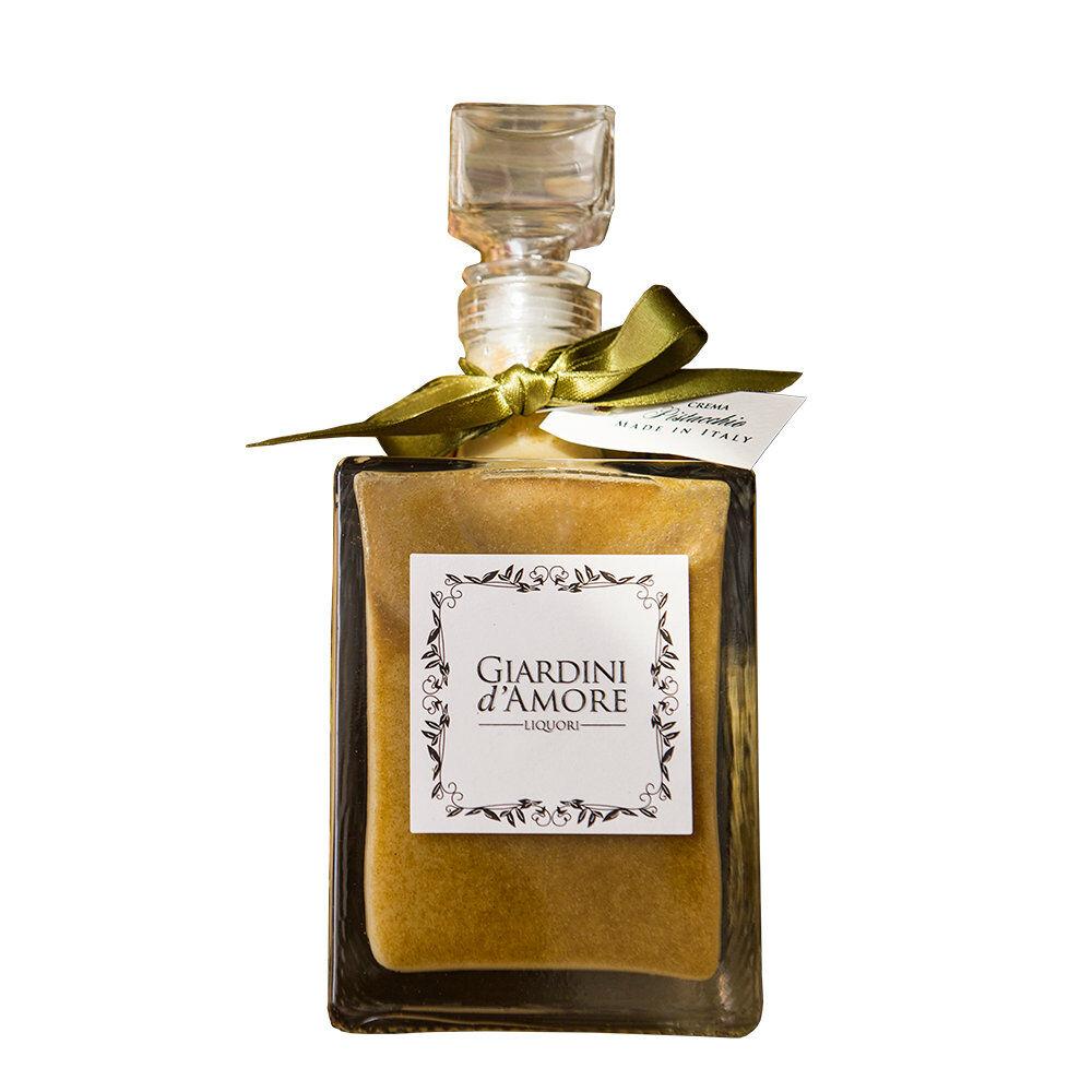 giardini d'amore crema di liquore di pistacchio 50 cl
