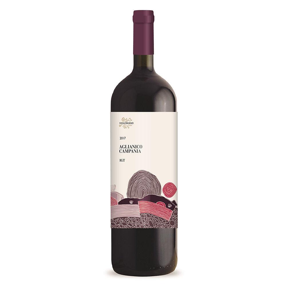 Villa Raiano 1 bottiglia Magnum - Campania Aglianico IGT 2018