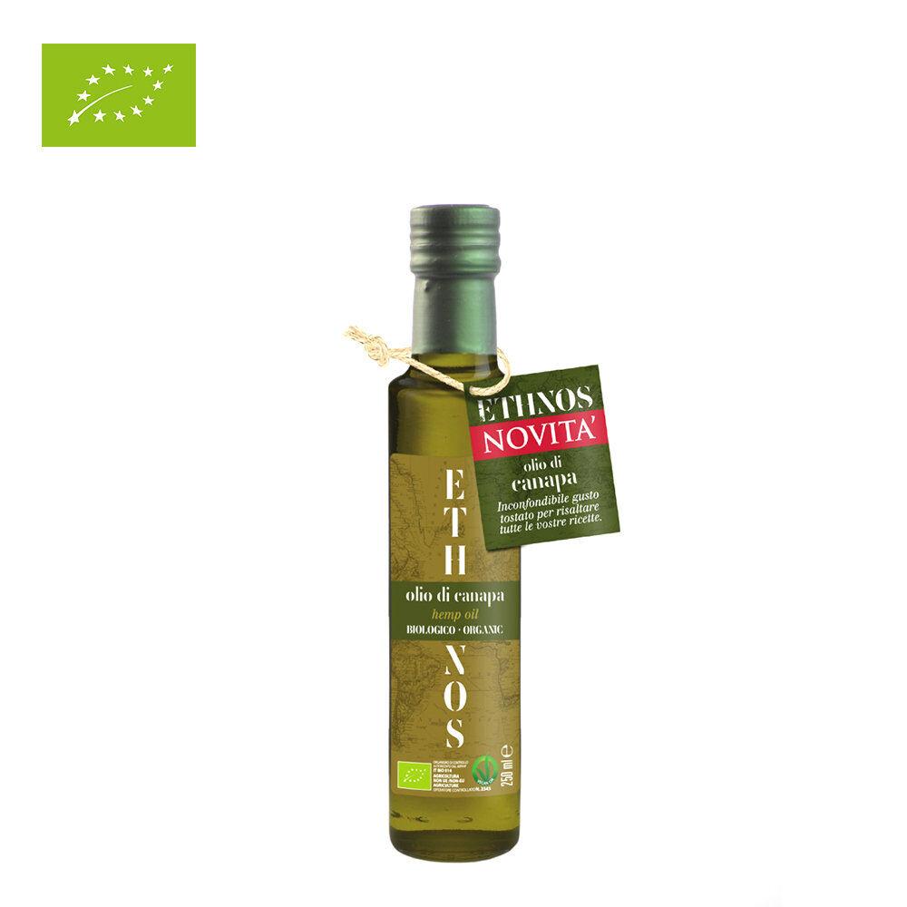 coricelli 1 bottiglia - olio di canapa ethnos 250 ml