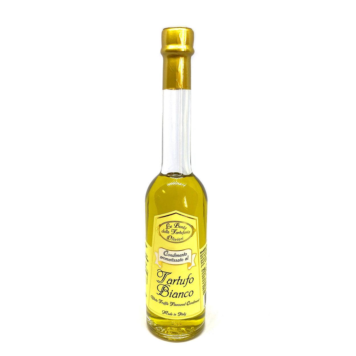 DOS Specialità al Tartufo 1 bottiglia - Condimento al tartufo bianco 100 ml