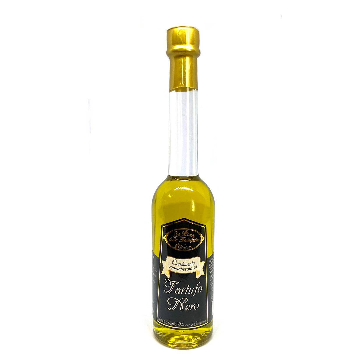 DOS Specialità al Tartufo 1 bottiglia - Condimento al tartufo nero 100 ml