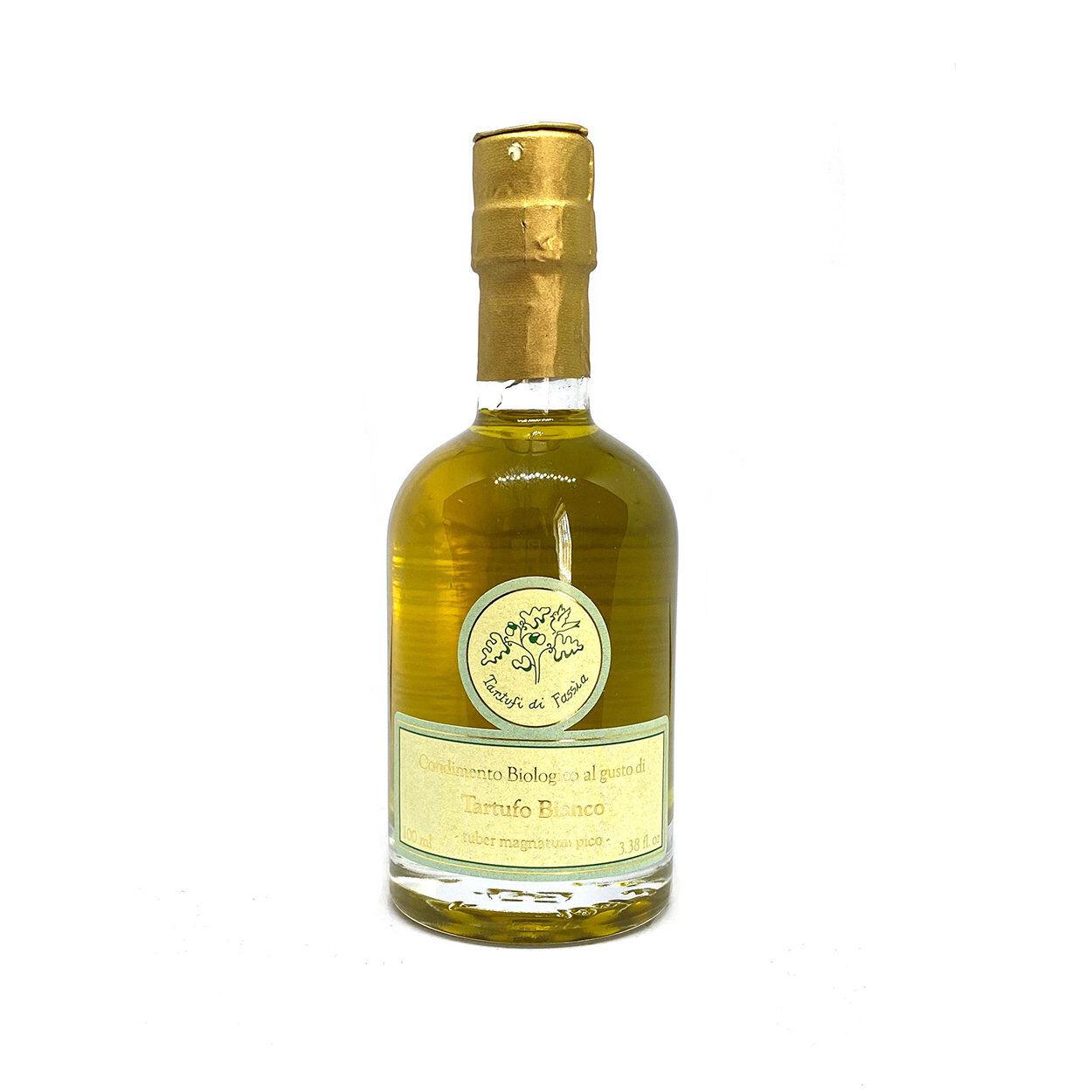 Tartufi di Fassia 1 bottiglia - Condimento BIO al Tartufo Bianco 100 ml