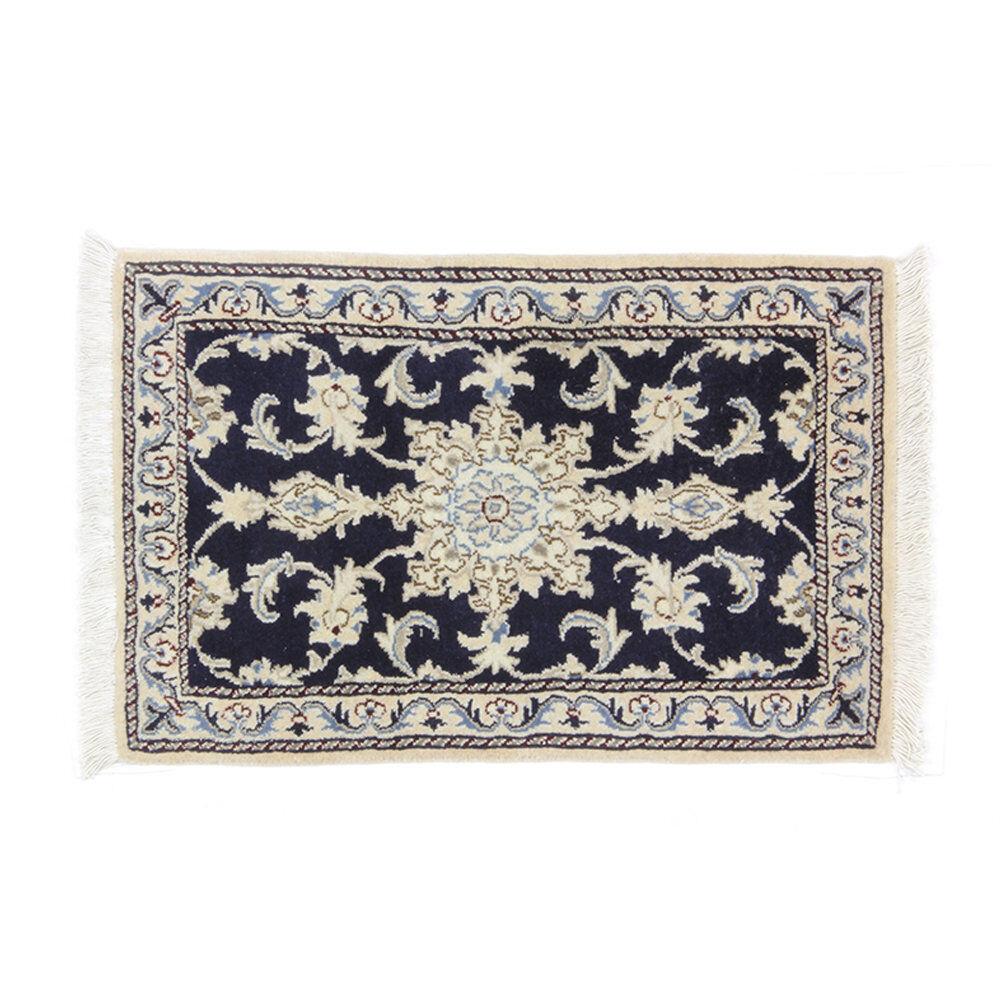 Eden Carpet, tappeti fatti a mano Tappeto NAIN K annodato a mano 88x58