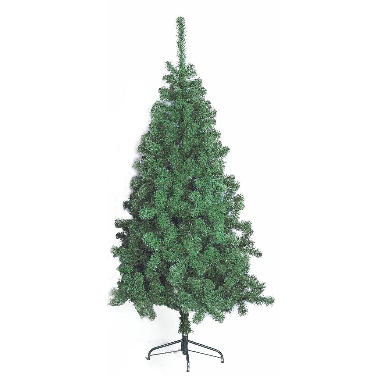 alberi di natale albero di natale alice, h150, 289 rami, verde