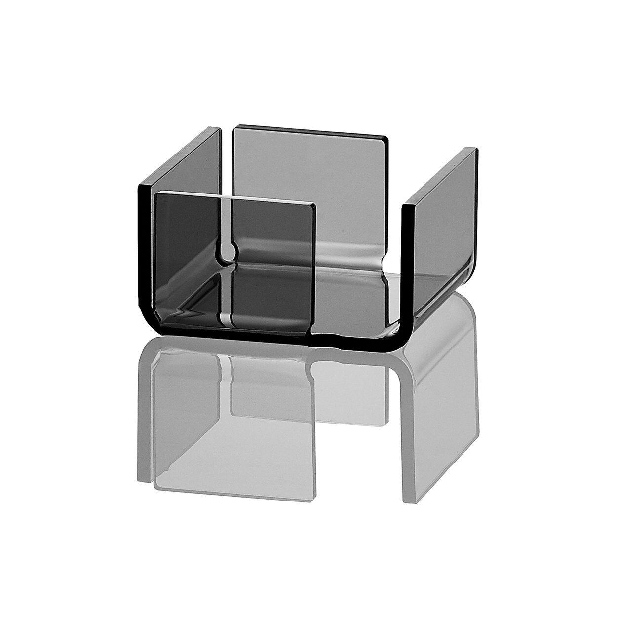 INOXRIV Flash fumee 8 porta bustine zucchero / tovaglioli 10,4x9,9