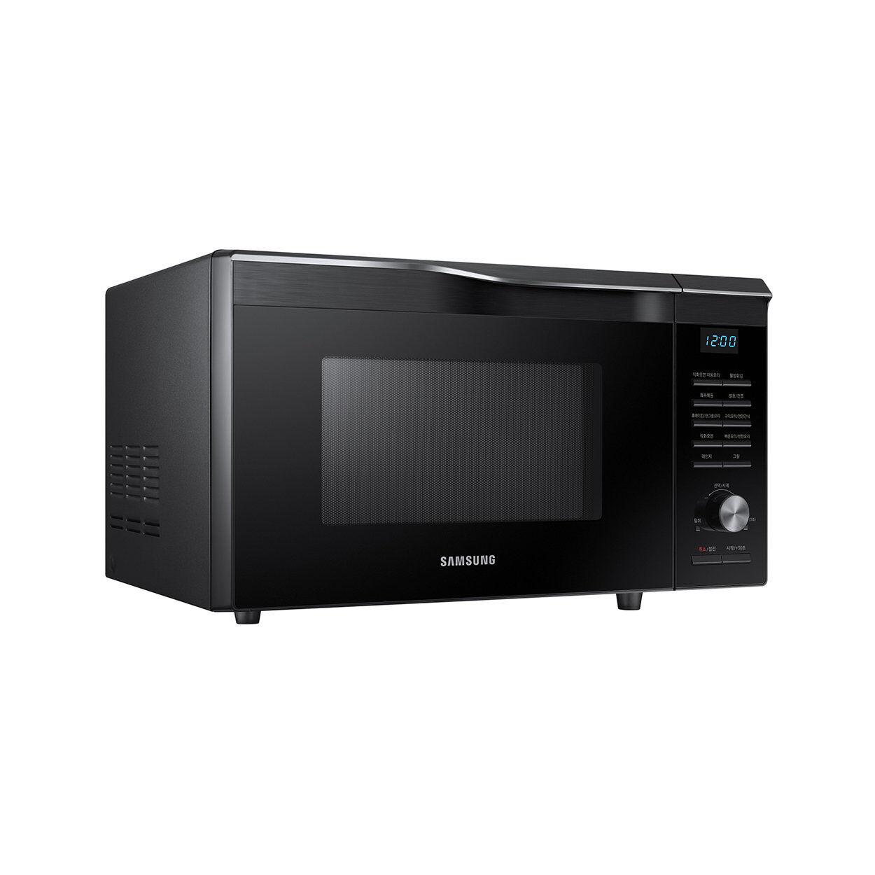Samsung Microonde 28L Combinato Hotblast™ Cotture da Chef in tempi imbattibili, nero
