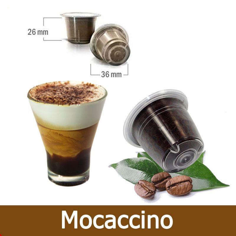 Caffè Kickkick 10 Mocaccino Compatibili Nespresso