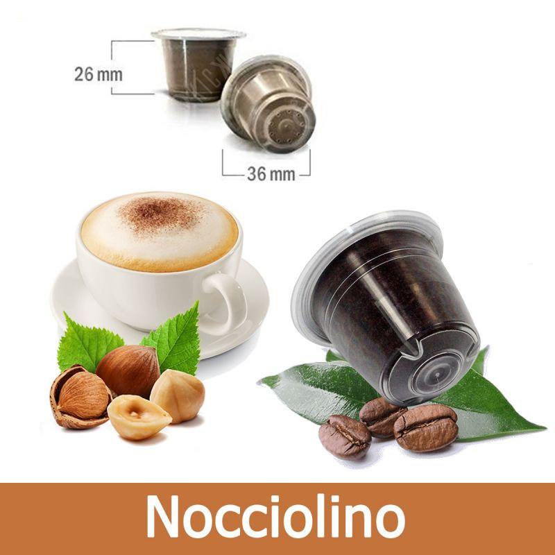 Caffè Kickkick 10 Nocciolino Compatibili Nespresso