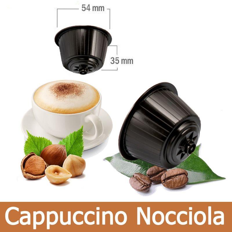 Caffè Kickkick 16 Nocciolino Nescafè Dolce Gusto Capsule Compatibili