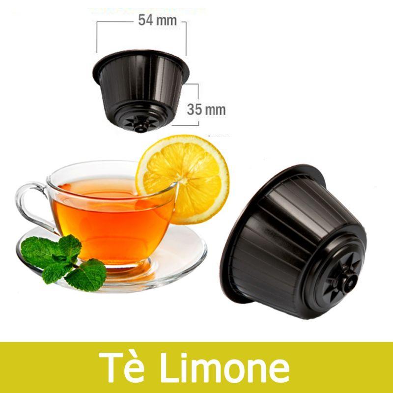 Caffè Kickkick 16 Tè Al Limone Nescafè Dolce Gusto Capsule Compatibili