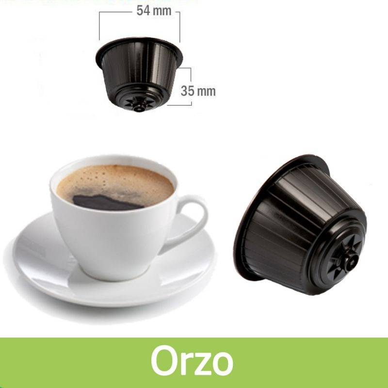 Caffè Kickkick 16 Caffè Orzo Nescafè Dolce Gusto Capsule Compatibili