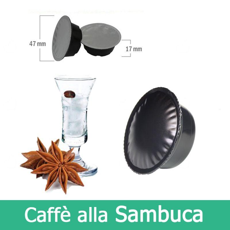 Caffè Kickkick 10 Caffè Alla Sambuca Compatibili Lavazza A Modo Mio