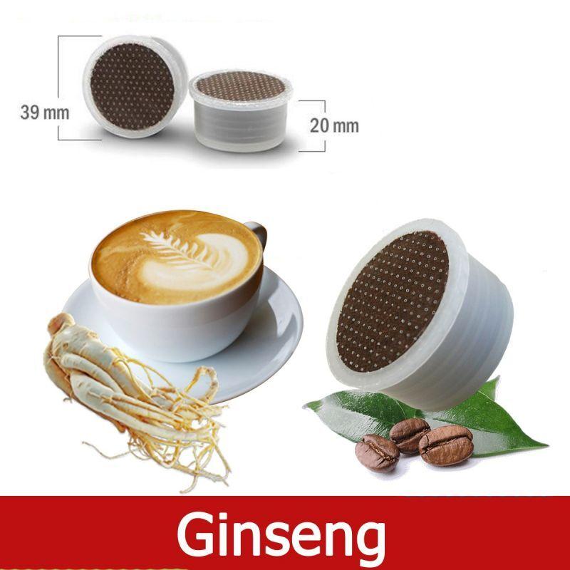 Caffè Kickkick 10 Ginseng Compatibili Lavazza Espresso Point