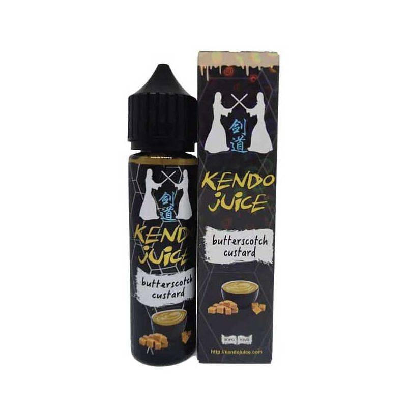 Kendo Butterscotch Custard Aroma Scomposto  Liquido Da 20ml