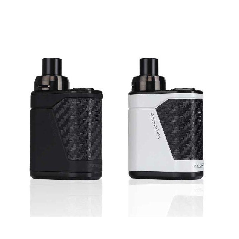 Innokin Kit Pocketbox Sigaretta Elettronica Con Batteria Integrata Da 1200mah E Tank Da 2ml