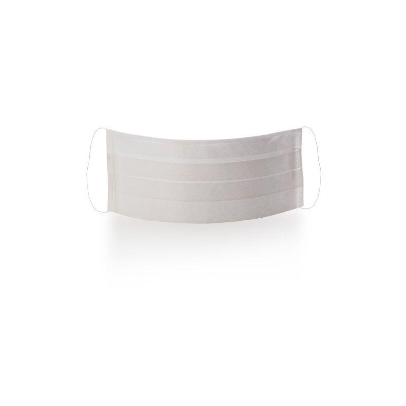 monoutile mascherine monouso in carta con elastici 100 pezzi