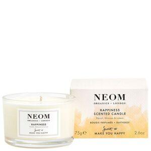 Neom Organics London Scent To Make You Happy Candela profumata di felicità (viaggio) 75g