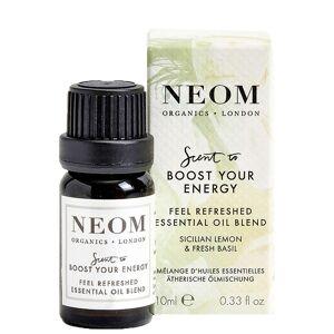 Neom Organics London Scent To Boost Your Energy Miscela di olio essenziale 10ml