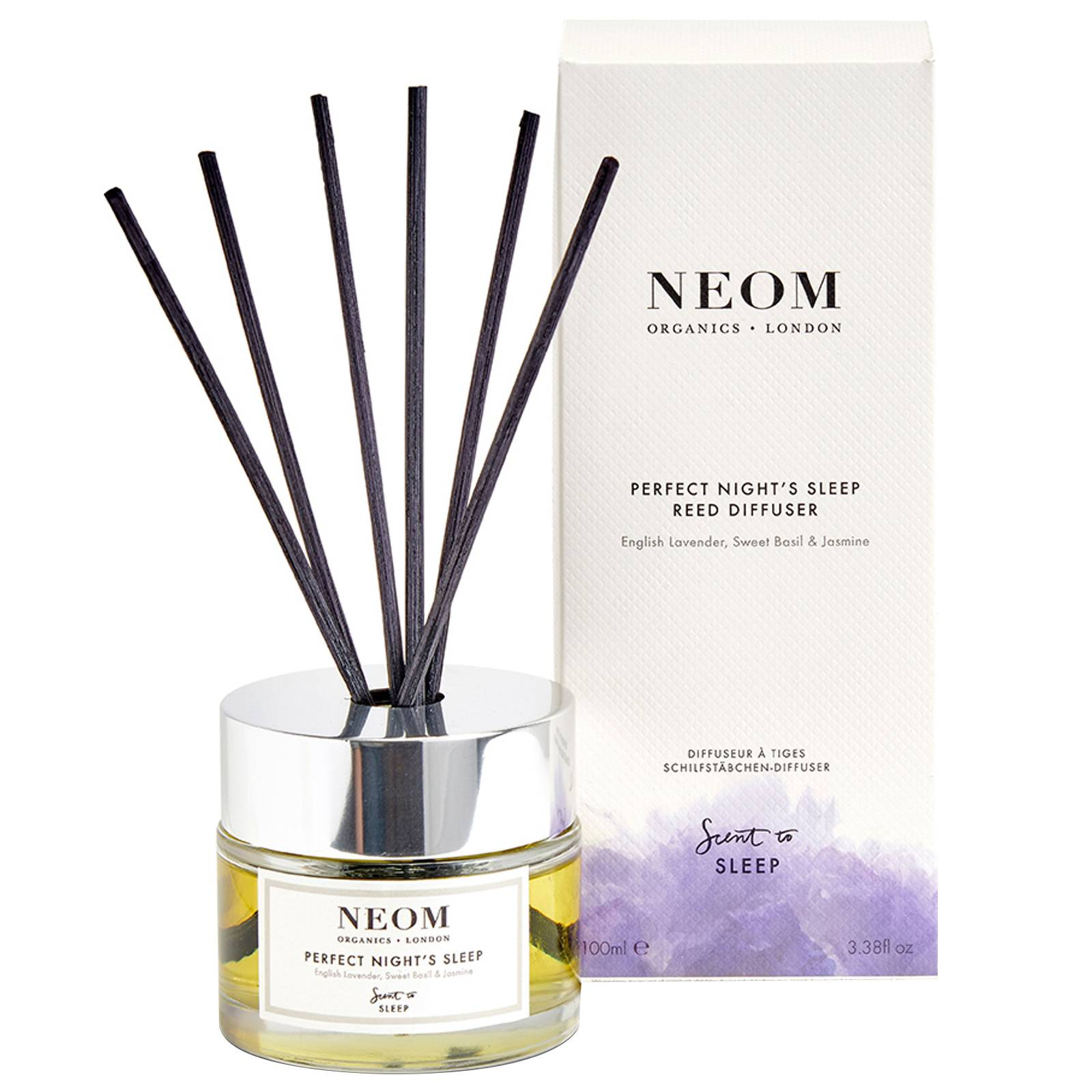 Neom Organics London Scent To Sleep Emanatore di tranquillità 100ml