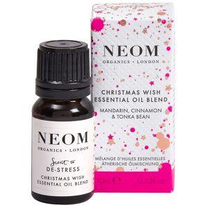 Neom Organics London Christmas 2020 Natale Desiderio Olio Essenziale Blend 10ml