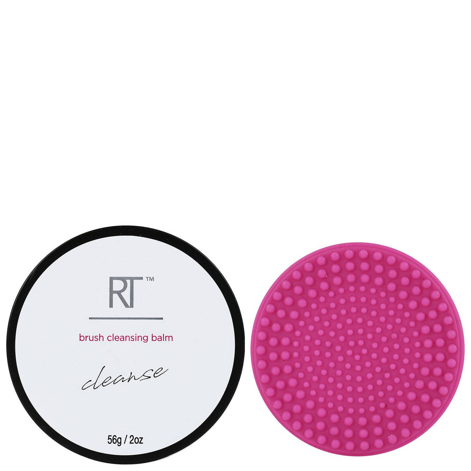 Real Techniques Gifts and Sets Spazzola Cleansing Balm Duo Set