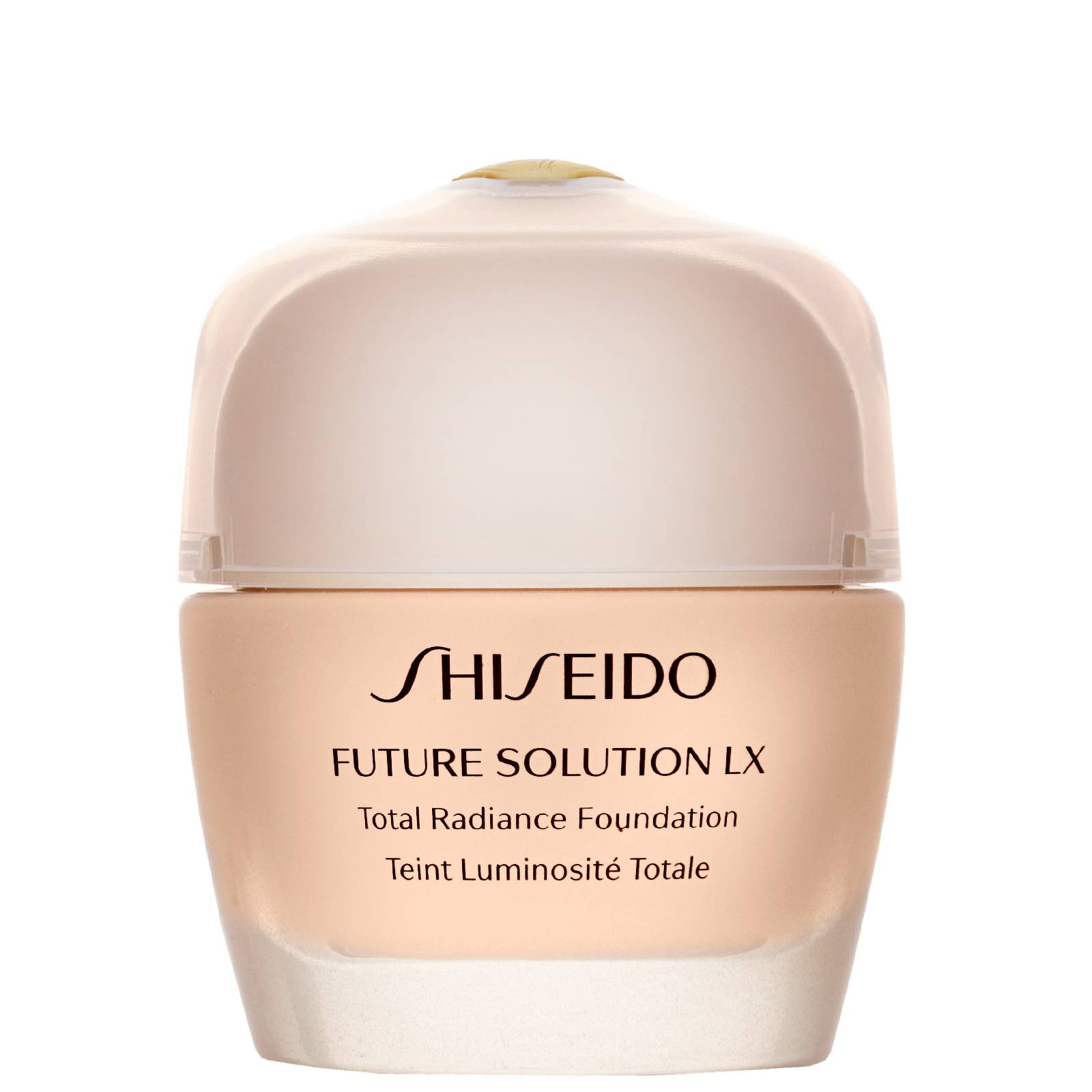 Shiseido Future Solution LX Total Radiance Foundation SPF15 3 Golden 30ml / 1 oz.